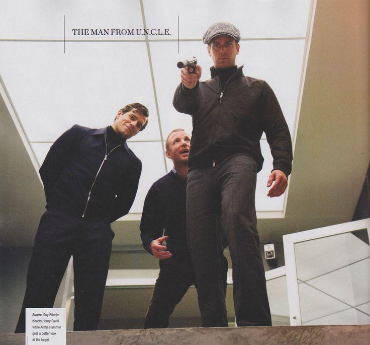 New Man From U.N.C.L.E Promo Shots - Album on Imgur