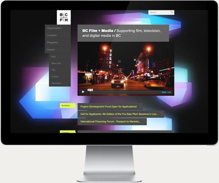 BCFM homepage