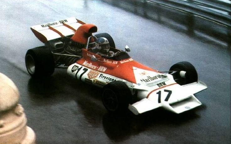 Monaco 1972 Beltoise BRM P160