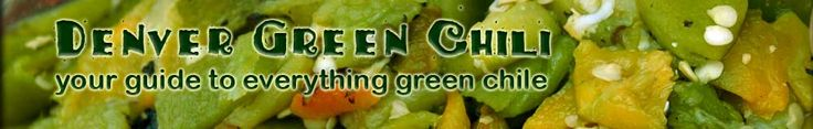 World Champion Green Chili 2008 - Denver Green Chili... probably the best green chili recipe i've attempted so far.