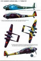 ... if you want something exotic, why not go for the Dutch Fokker G-1