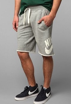quality design 0bf36 46266 Nike, I  3 the sweat shorts! pant nike sweats would be cool. these look too  long and too bangy   Sporties   Boys nike shorts, Grey nike shorts, ...