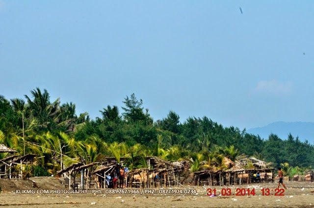 Pantai Widara Payung Cilacap - Photo oleh KLIKMG.COM Photographer Indonesia