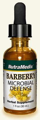 Barberry - Primary Uses of Barberry ANTIBACTERIAL  ANTIFUNGAL The Mayo Clinic has published research proving that chronic sinusitis is caused by an underlying fungal infection in the sinuses with a superimposed bacterial infection. Only the acute superimposed bacterial infection is eliminated when a patient is treated with a standard pharmaceutical antibacterial; the underlying chronic fungal infection in the sinuses is not addressed. BARBERRY addresses both the bacterial and fungal…