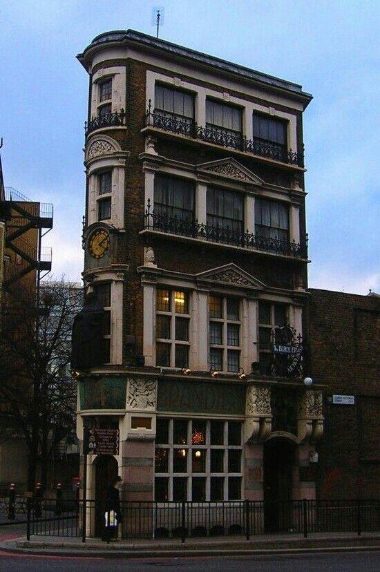 Black Friar's. Londres