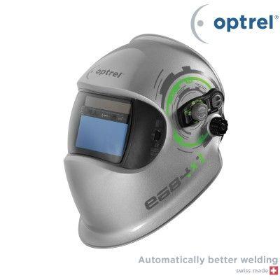 Maska za zavarivanje Optrel - e684   Seibl TradePotpuno automatska maska za zavarivanje sa Color True filterom i automatskim biranjem nivoa zatamnjenja.  Optrel e684 je savršena zaštita pri zavarivanju kako čelika tako i specifičnih metala i njihovih legura kao što su aluminijum, nikl, hrom.  Nivo zatamnjenja: 4/5-13  Automatski mod: Automatsko biranje nivoa zatamnjenja od 5-13 sa opcijom individualnog podešavanja od +/- 2.  Manuelni mod: Manuelno biranje nivoa zatamnjenja od 5-9 i od 9-13
