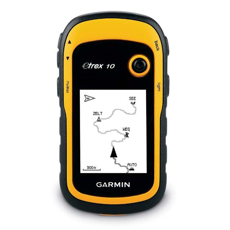 Les mer om Garmin eTrex 10 GPS. Trygg handel med Prisløfte og 100 Dagers Åpent Kjøp