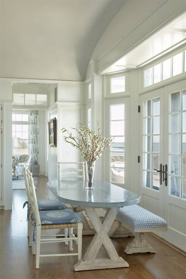 dining area | Austin Patterson Disston Architects