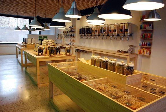 Granel | Slowshop | C/Puigmarti, 11  uma loja fantástica de venda de produtos a granel
