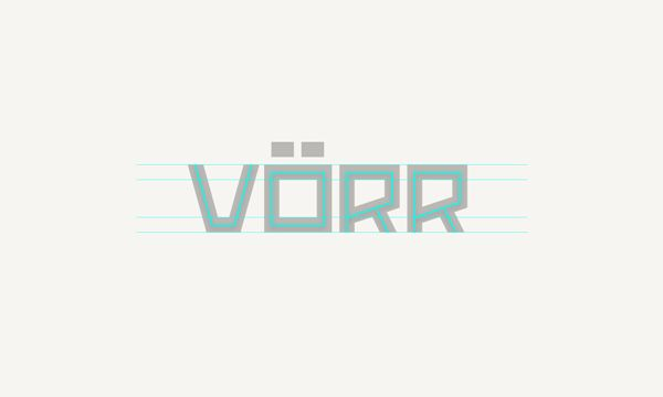 Vörr is a new Brazilian clothing company that will operate online selling a variety pf high quality products and use top of the line e-commerce backend structure. We were hired to develop their logo, brand identity, and packaging material.