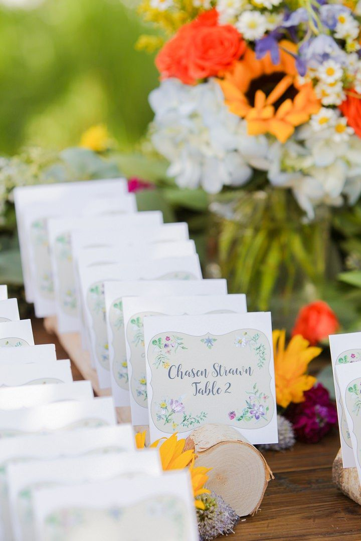 ashley and sunflowers and garden wedding in colorado by elevate photography