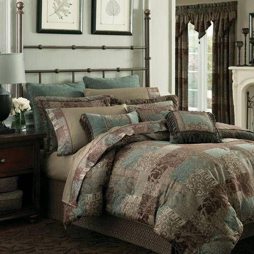 17 best ideas about Croscill Bedding on Pinterest | Luxury bedding ...