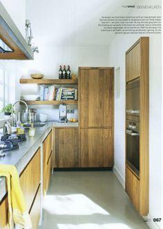 Dat is lang geleden dat wij deze mochten maken. Hij blijft prachtig! The Living Kitchen B.V. by Paul van de Kooi
