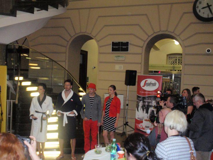 Tisková konference, v prostorách české pošty v Jindřišské ulici v Praze, k odhalení známky Expo Miláno 2015. Byli jsme u toho.