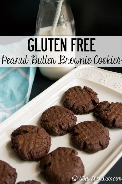 Gluten Free Cookies. Have you bought any from the store lately? Not really the most flavorful cookie ...