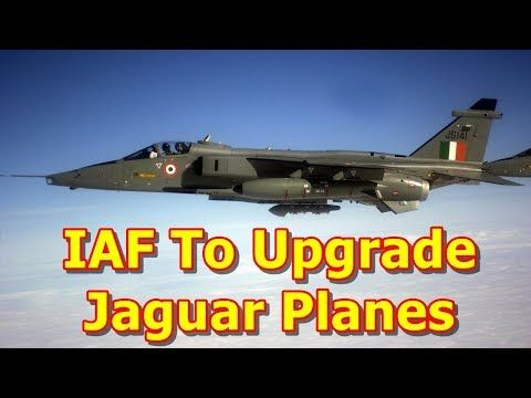 This video shows you that Indian Air Force To Upgrade Jaguar Planes With Rs 5,000 Crore Firepower. In a bid to maintain force levels and enhance firepower, the Indian Air Force (IAF) is pushing its plans to upgrade the capabilities of the Jaguar deep penetration strike aircraft by equipping...