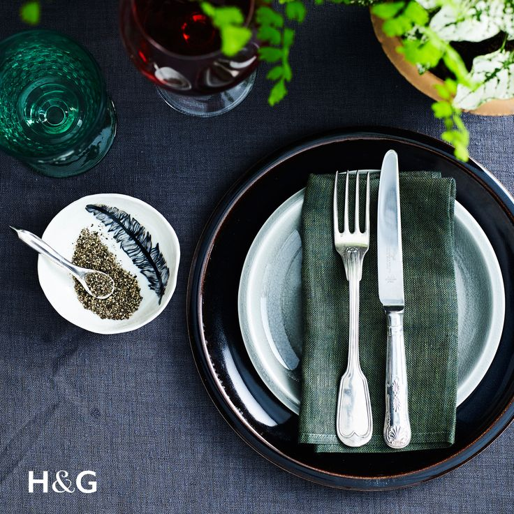 Dinner setting inspirations from our July food shoot, Australian House & Garden magazine