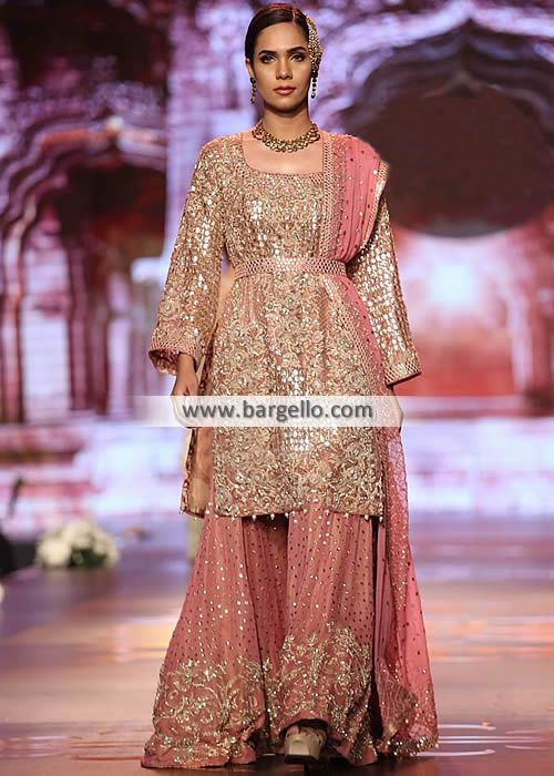 1000 images about pakistani bridal dress designer wedding for Cheap pakistani wedding dresses