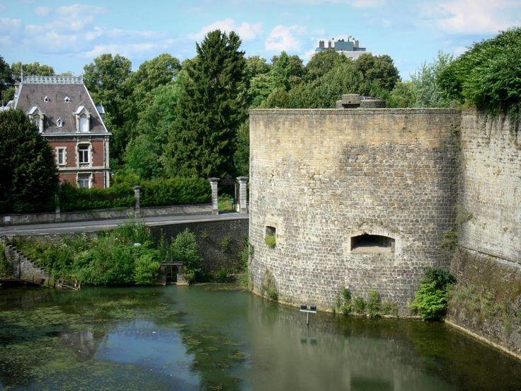 la tour du roi mézières | Charleville-Mézières - Fortifications de Mézières…