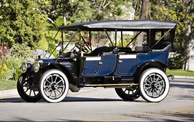 1912 Packard Model 30 Seven-Passenger Touring | Gooding & Company