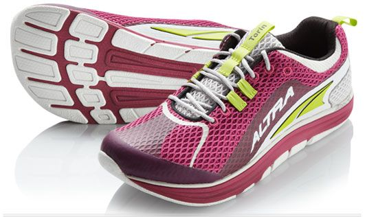 These will be my next pair of running shoes.  Zero drop, but with all the cushion you could want.