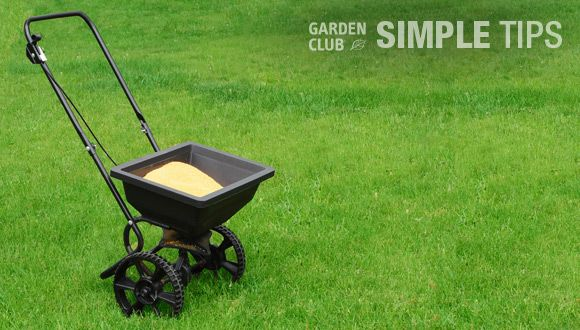 Garden tips by region lawn-spreader-lime