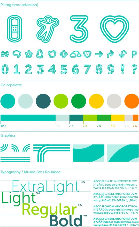 New Logo and Identity for Aleris by Bold; shows percentage use of color palette