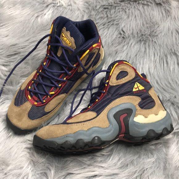 Nike ACG Shoes - Vintage Nike ACG active hiking shoes  b739fbc2b