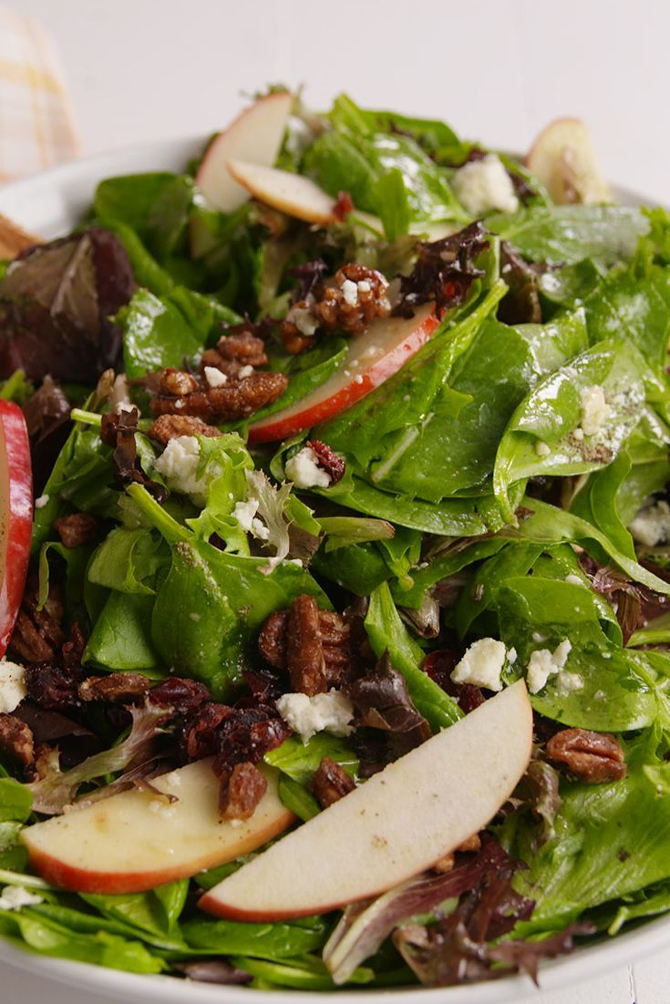 Looking for the best salad recipe for a dinner party?