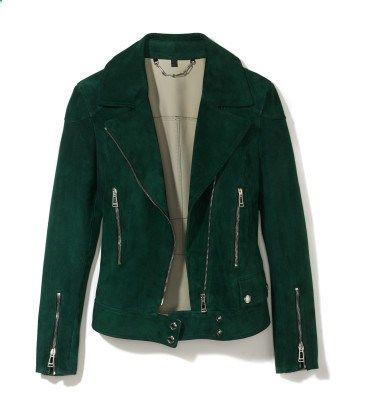 Zhu Zhu: It Girl, It Trend - Belstaff jacket