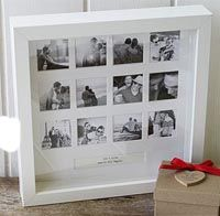 Our year Valentines Photoframe £22 NotOnTheHighStreet