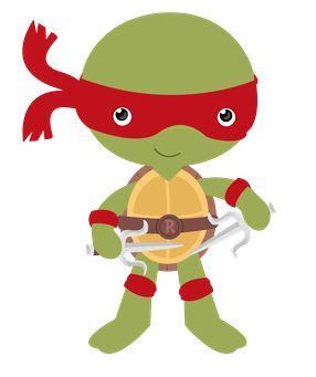 Tartarugas Ninja - Minus