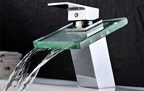 homelody robinet mitigeur lavabo cascade pour vasque salle de