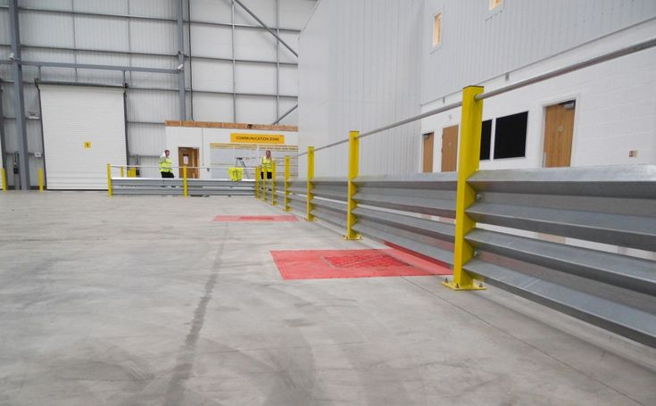 27 Best Warehouse Safety Barriers Images On Pinterest