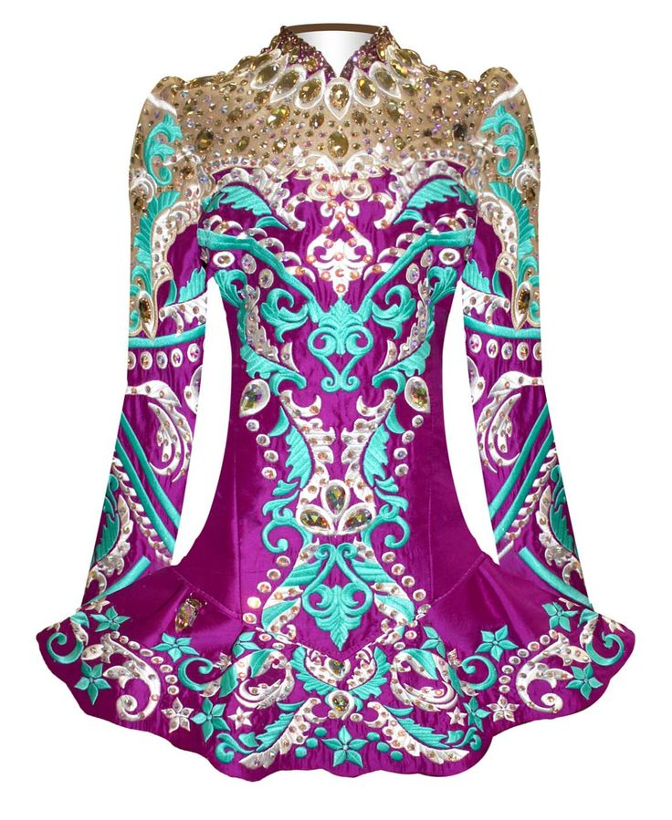 Exclusive and unique irish dancing dresses by elevation for Elevation dress designs