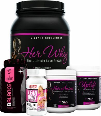 Women's Muscle Gain Bodybuilding.com | So excited to get my supplements in the mail!!