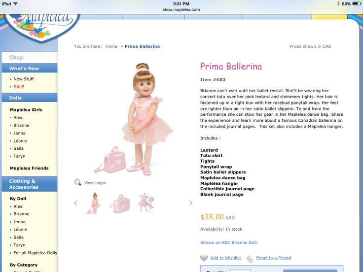 Ballet outfit $35