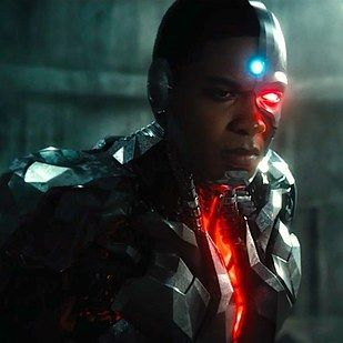 "… Victor Stone, aka Cyborg (Ray Fisher)… | The First ""Justice League"" Trailer Brings The Fun - BuzzFeed News"