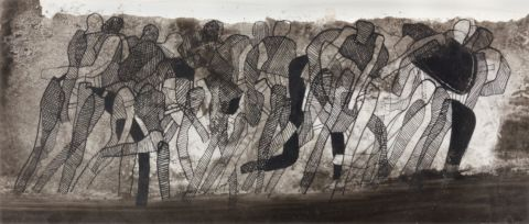 JANOUŠEK VLADIMÍR (1922–1986)  Untitled, 1978