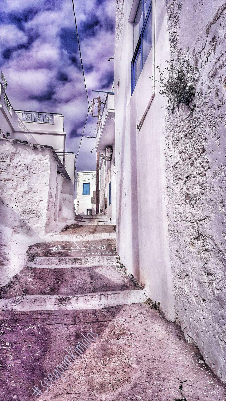 Kimolos island Chorio #sokaki  #seeyouinKimolos #Greece #Cyclades #colours #Paradise