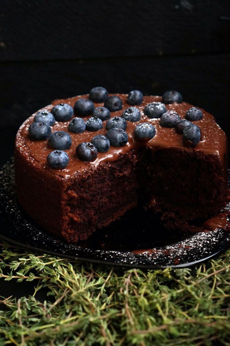 Шоколадный торт на раз, два, три - Andy Chef - блог со вкусом и интернет-магазин