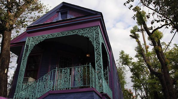 """Fans chose <a href=""""http://www.bloodymarystours.com/tours.html"""" target=""""_blank"""">Bloody Mary's New Orleans Tours</a> as their favorite to add to our list of Travel's Best Halloween Attractions 2013. With historian, author and photographer Bloody Mary, tourists visiting the Big Easy have a few options for a spooky guided tour,  including the French Quarter Walking Tour, the Tour of the Undead and the Moonlight Graveyard Tour. Explore NOLA's creepiest haunts to learn about the ghosts and ..."""
