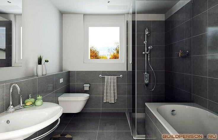 Ванна интерьер ванной дизайн ванной комнаты фото