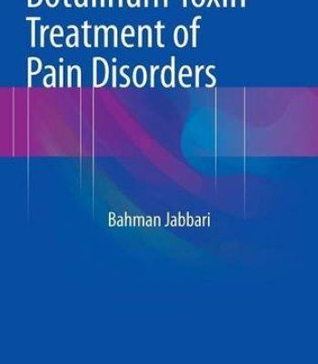 Botulinum Toxin Treatment Of Pain Disorders PDF