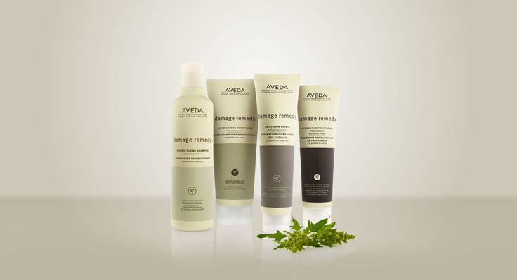 Een uiterst effectieve, natuurlijke productlijn die het vochtgehalte op peil houdt en ernstig beschadigd haar herstelt. http://www.lemage-shop.nl/aveda/haircare-styling/damage-remedy