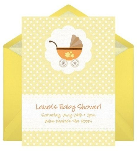 free baby shower invitations pure hoopla