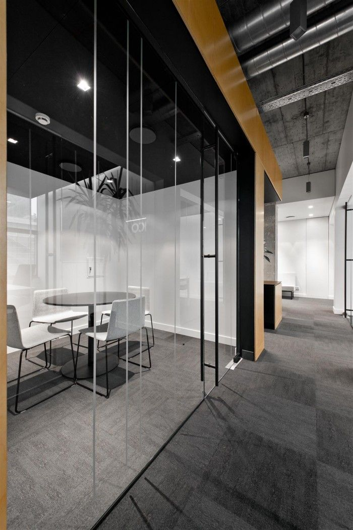 FICOs Vilnius Corporate Office Conference Room Design