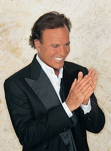 Julio Iglesias (born Julio José Iglesias de la Cueva; September 23, 1943) is a Spanish singer and songwriter who has sold over 300 million records worldwide in 14 languages and released 80 albums, and more than 2,600 gold and platinum records certified. According to Sony Music Entertainment, he is one of the top 5 best-selling music artists in history.