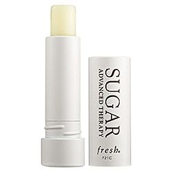 for that winter chapped lip thang. nighttime treatment? Fresh - Sugar Advanced Therapy Lip Treatment in Translucent  #sephora