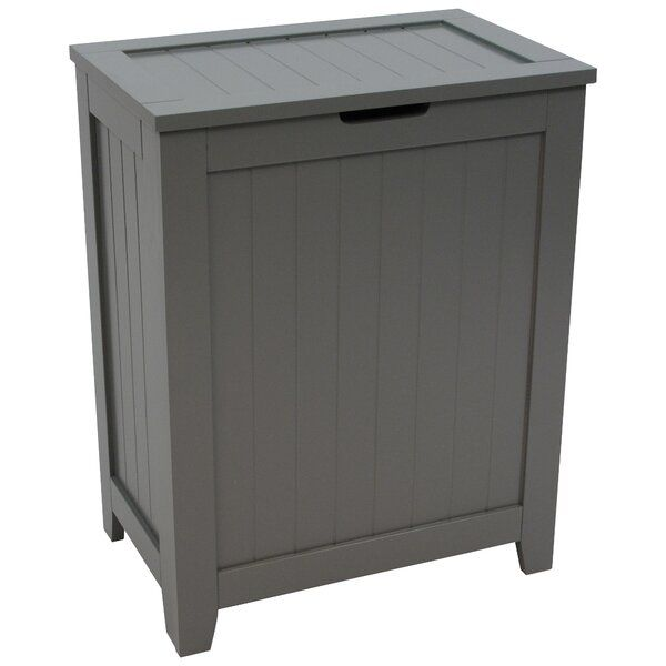 Contemporary Cabinet Laundry Hamper In 2020 Laundry Hamper Contemporary Cabinets Hamper Storage